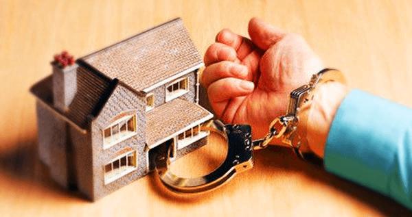 Выселение за неуплату кредита