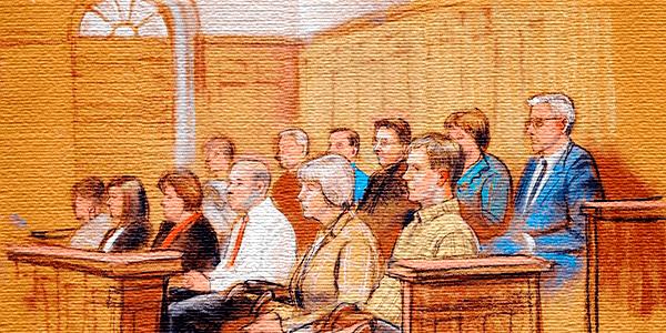 Судебный приказ о выселении