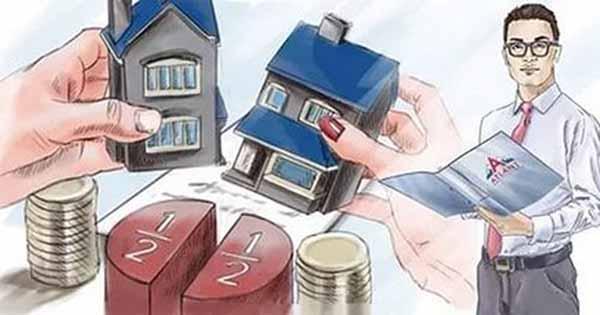 Договор купли продажи квартиры в долевую собственность